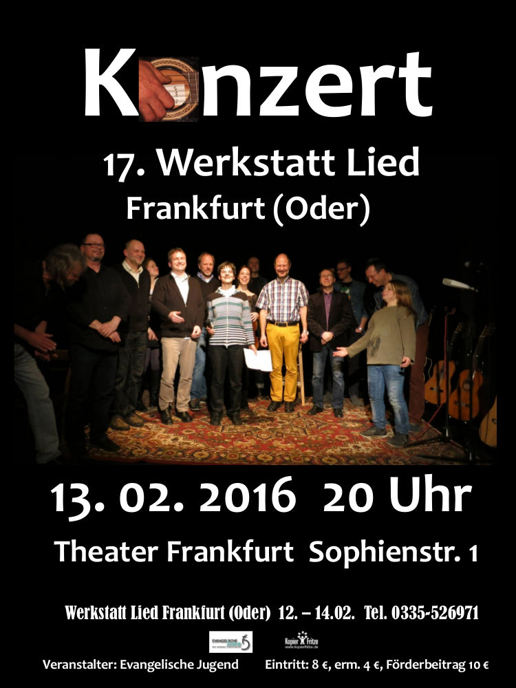 Plakat WL Ffo. 2016 III