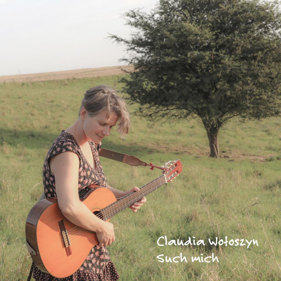 Claudia Wołoszyn_Such mich_Cover